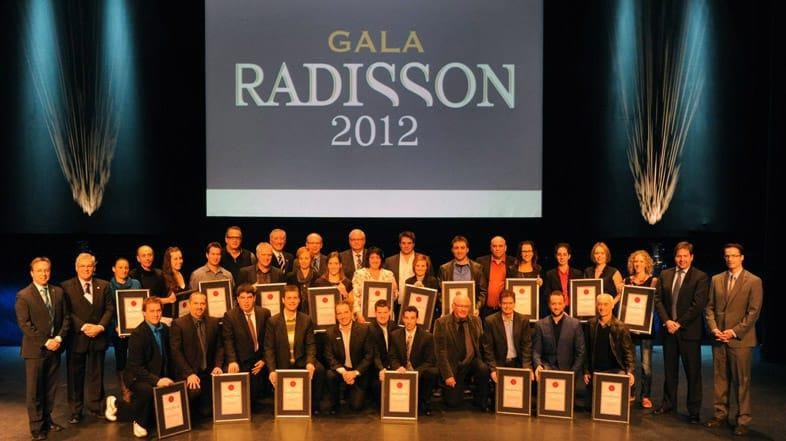 LANEC en nomination au Gala Radisson 2012